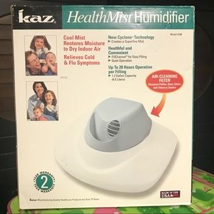 KAZ Health Mist Humidifier NIB